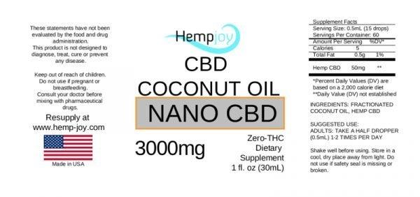 3000mgCBDCoconutOil-Product-Image-Hempjoy