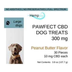 PawfectCBDDogTreats300mg-Product-Image-Hempjoy
