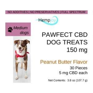 PawfectCBDDogTreats150mg-Product-Image-Hempjoy