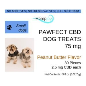 PawfectCBDDogTreats75mg-Product-Image-Hempjoy